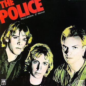 Outlandos D'Amour The Police