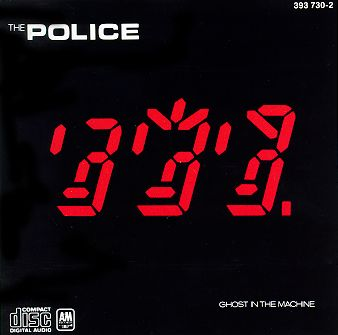 Ghost in the Machine The Police