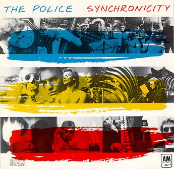 Synchronicity Album The Police