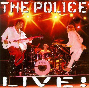 The Police Live Album