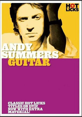 Andy Summers Guitar